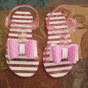 Other - Girl's jelly sandals size 9